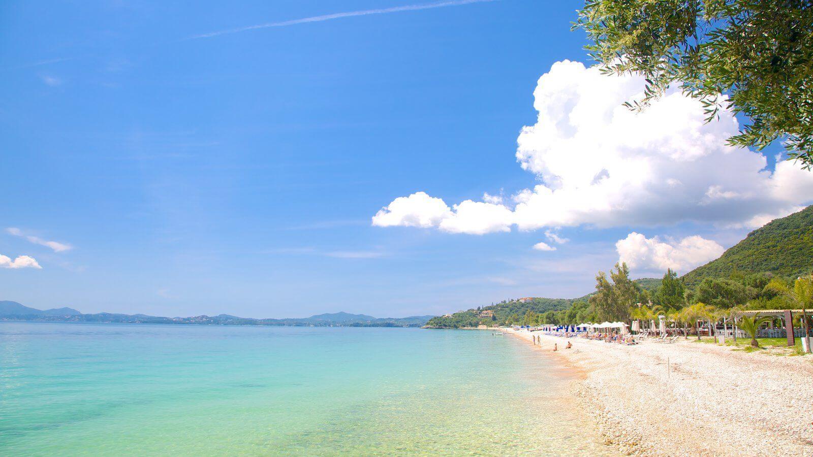 Αποτέλεσμα εικόνας για barbati beach