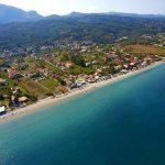 Corfu Acharavi Beach