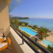 Elea Beach – Accommodation View