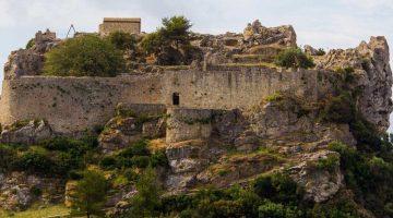 Corfu – Angelokastro Castle 1