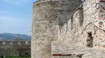 Corfu – Angelokastro Castle 2