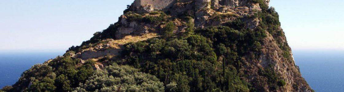 Corfu – Angelokastro Castle 3