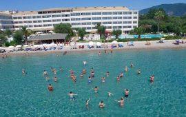 Elea Beach – Aqua Aerobics