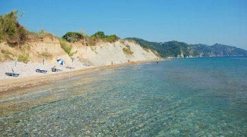 Corfu – Arilas Beach