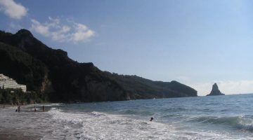 Corfu Agios Gordios Closer View
