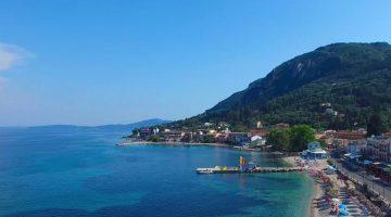 Corfu – Benitses Beach