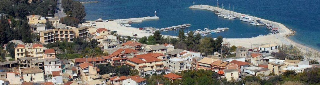 Corfu – Benitses Aerial View