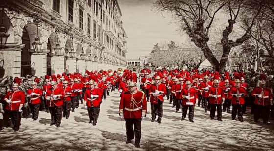 Corfu Easter Day Philharmonic Band