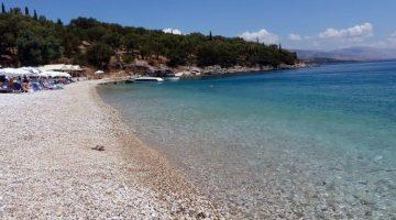 Corfu Kerasia Beach