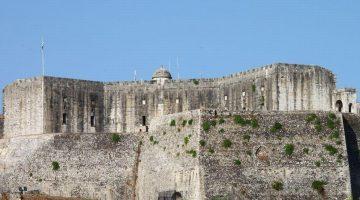 Corfu New FortressCorfu New Fortress Closer View