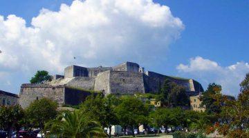 Corfu New Fortress Far View 2