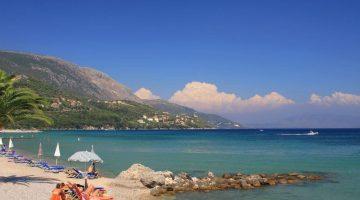 Corfu – Dassia Beach
