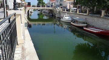 Corfu – Lefkimi Canals