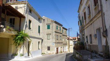 Corfu – Lefkimi street View