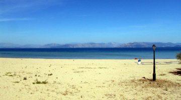 Corfu – Lefkimi Beach