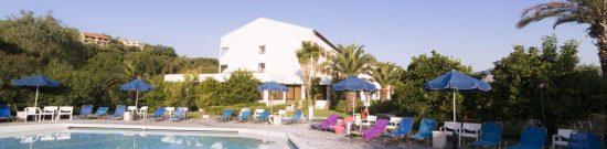 Livadi Nafsika Pool and Hotel