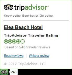 Trip Advisor Elea Beach Hotel